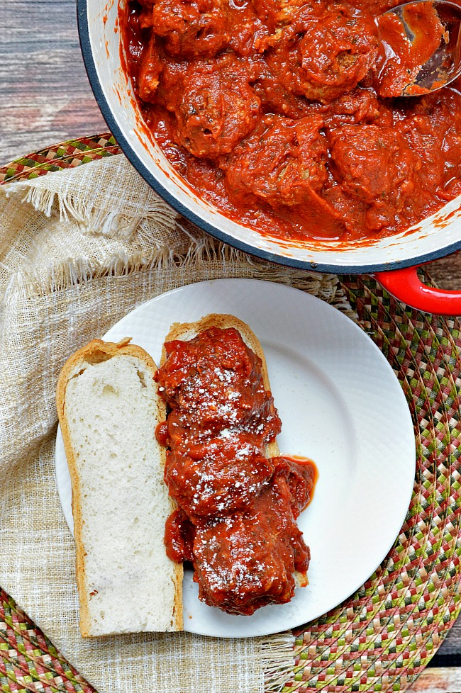 quick and easy go to recipe for Gluten Free Classic Beef Meatballs ...
